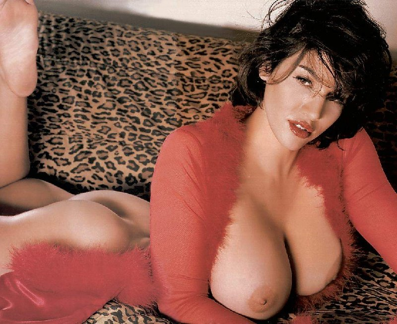 Not Gina gershon nude real think, that
